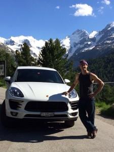 Porsche: la scelta migliore per il maranza di St. Moritz