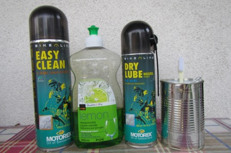Materiale per pulire