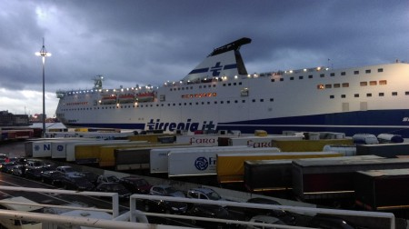 Il nostro traghetto