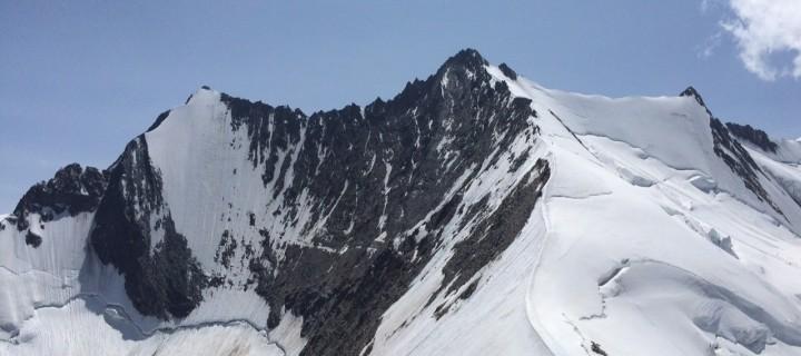 Nadelhorn e altre cime