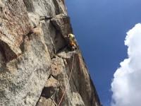 Graue Wand al Furka – Via Heisse Linie